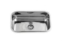 Piletas de cocina bajo mesada de acero inoxidable starken for Bajo mesada lavadero